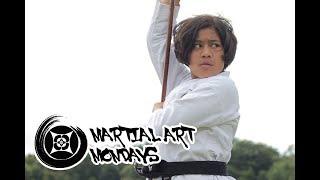 Martial Art Monday - Alee Bo Staff