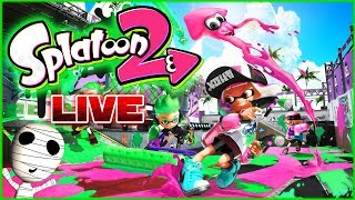 Krasse Matches mit euch! 🔴 Splatoon 2 // Nintendo Switch Livestream