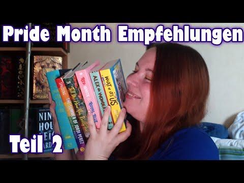 Pride Month Empfehlungen: Feel Good Bücherиз YouTube · Длительность: 19 мин43 с