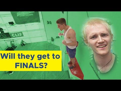 Final showdown || British Bouldering Championship