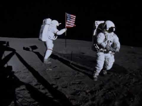 Apollo 14 EVA 24fps DAIN-AI