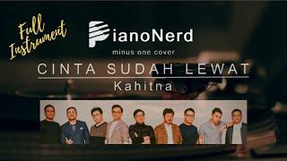 Download lagu Cinta Sudah Lewat - Kahitna (Instrumental Cover / Karaoke)