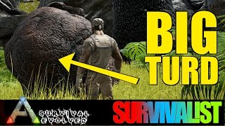 Big Turd - Ark - Cinematic Let'sPlay - Part 7