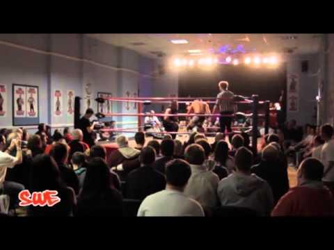 Kevin Steen v Stixx @Risky Business 2