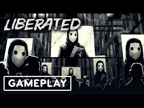 Liberated: 9 Minutes of Comic-Book Gameplay