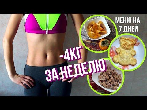 Белковая диета для похудения: меню на 14 дней, которое