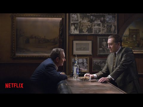The Irishman | Teaser ufficiale | Netflix Italia