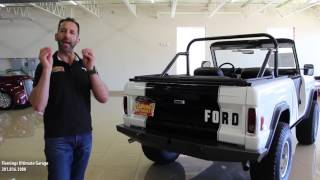 '77 Ford Bronco 4x4 For Sale With Test Drive, Driving Sounds, And Walk Through Video