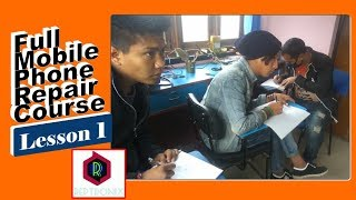 Mobile repairing Course in Hindi | Lesson 1 | Learn mobile repair course in Hindi for free |