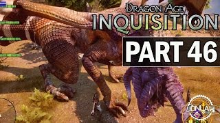 Dragon Age: Inquisition Walkthrough Part 46 Wyrm Hole - Gameplay Review