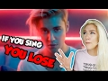 IF YOU SING YOU LOSE! IMPOSSIBLE CHALLENGE | NICOLE SKYES