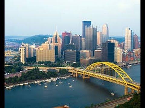 Passando por Pittsburgh, Pennsylvania - Vlog18rodas