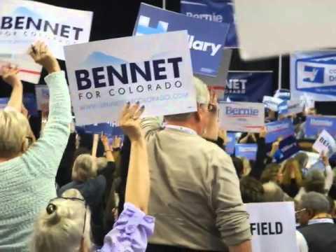 U.S. Senator and Super Delegate, Michael Bennet, Change Your  Vote!!!!!