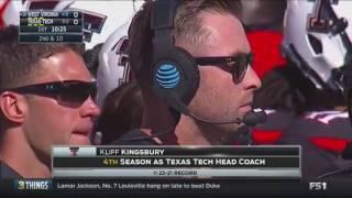 NCAAF 2016 Week 7 West Virginia at Texas Tech 720p60