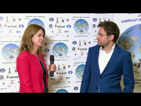 FIDE World Cup 2017 Tbilisi Final Game 1