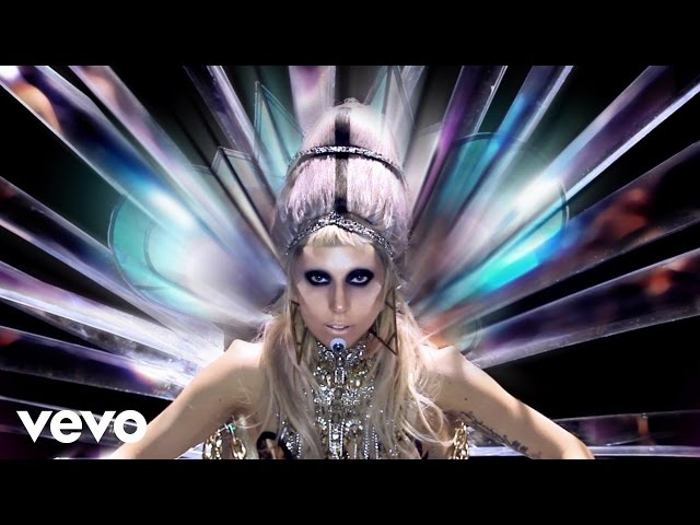 Lady Gaga - Born This Way (Official Music Video)