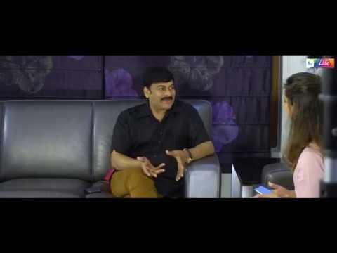 Mega Star Chiranjeevi Interview Promo | B Positive Magazine | Upasana Kamineni Konidela
