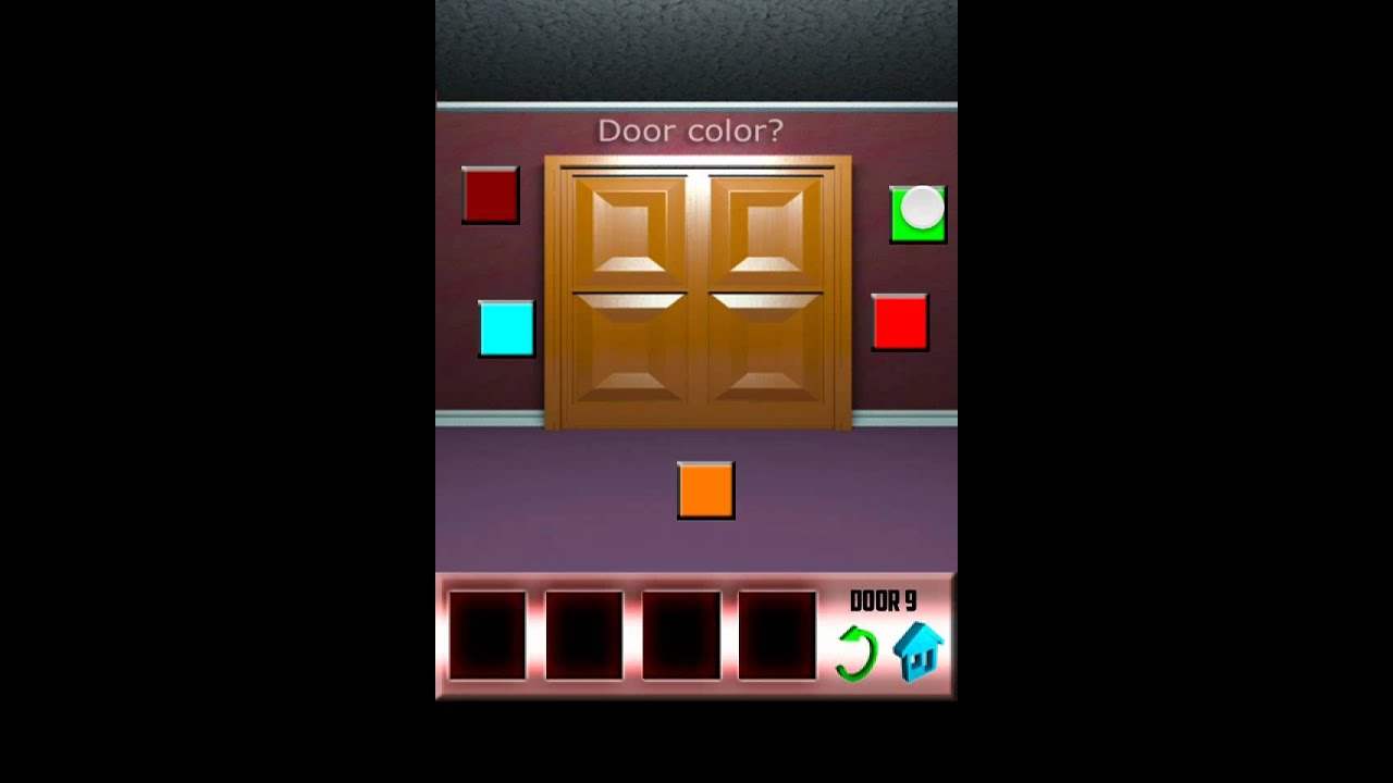 & 100 Doors X - Level 9 - Walkthrough - YouTube