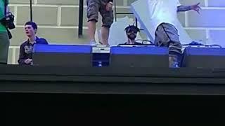 Смотреть видео Скруджи-Взрыв в темноте (Москва 2018) онлайн
