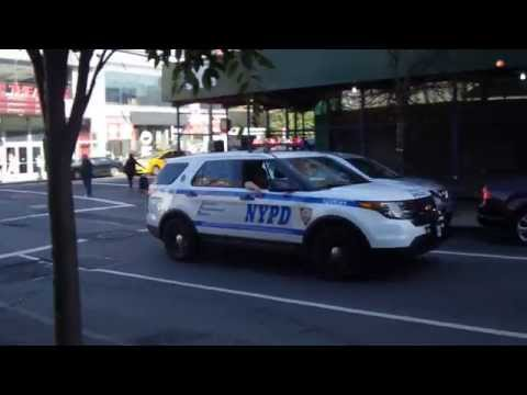 NYPD SRG 1 #5579 10-21-2015