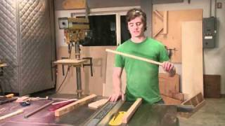 Woodworking Furniture Plans - Bending Wood And Making Furniture