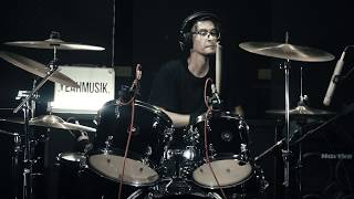 "Angga - Agenda Pesta Korporasi ""Pourriture"" Drum Playthrough"