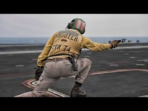 Aircraft Carrier Action 2019 • USS John C. Stennis (CVN-74)