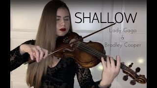 SHALLOW (A Star Is Born) - Lady Gaga, Bradley Cooper | violin cover by Ada Furmaniak