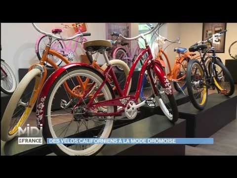 United Cruiser dans Midi en France sur France 3