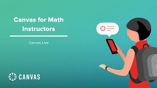 Canvas for Math Instructors