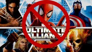 """Marvel Ultimate Alliance """"Remastered"""" Bundle - SHAME ON YOU ACTIVISION"""