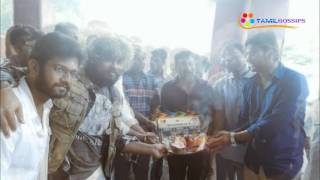 Stunt Master Dilip Subbarayan as Hero for