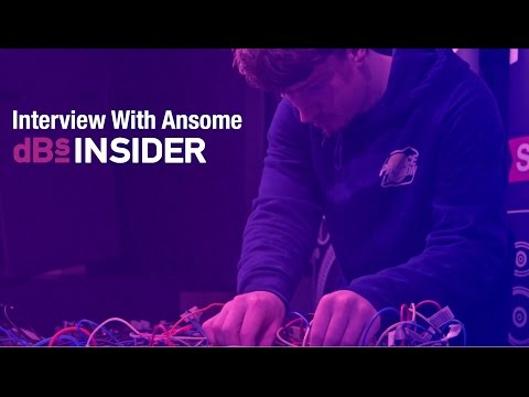Interview: Ansome Talks Techno, Career And Studying At dBs Cornwall
