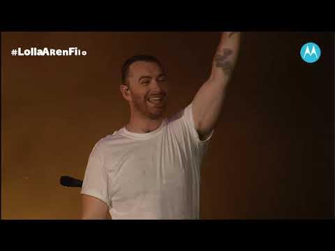 Sam Smith-Too Good at Goodbyes at Lollapalooza Argentina 2019
