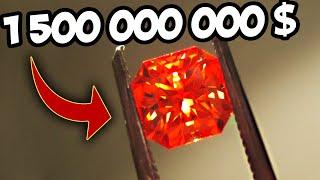 стоимость этих камней поражает воображение. Почему эти камни стоят так дорого?!