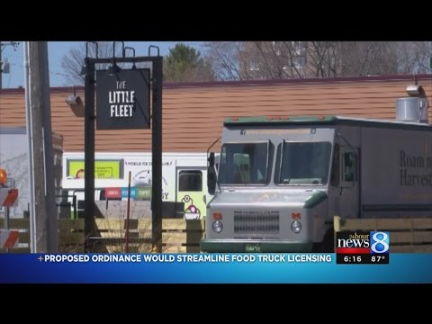 Relaxed Food Truck Rules Proposed For GR