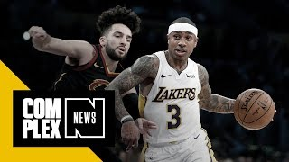 Isaiah Thomas Speaks on Playing Against Cavaliers for First Time Since Being Traded
