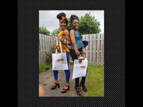 FOLKSHELF African Fashion Pop Up Shop Summer 17 - ABERDEEN