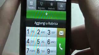 A-GPS Samsung Corby i5500