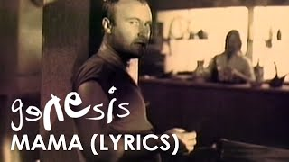 Genesis - Mama (Official Lyrics Video)