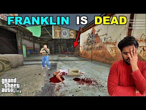 FRANKLIN IS DEAD | GTA 5 #83 GAMEPLAY | JUNKAARVARD