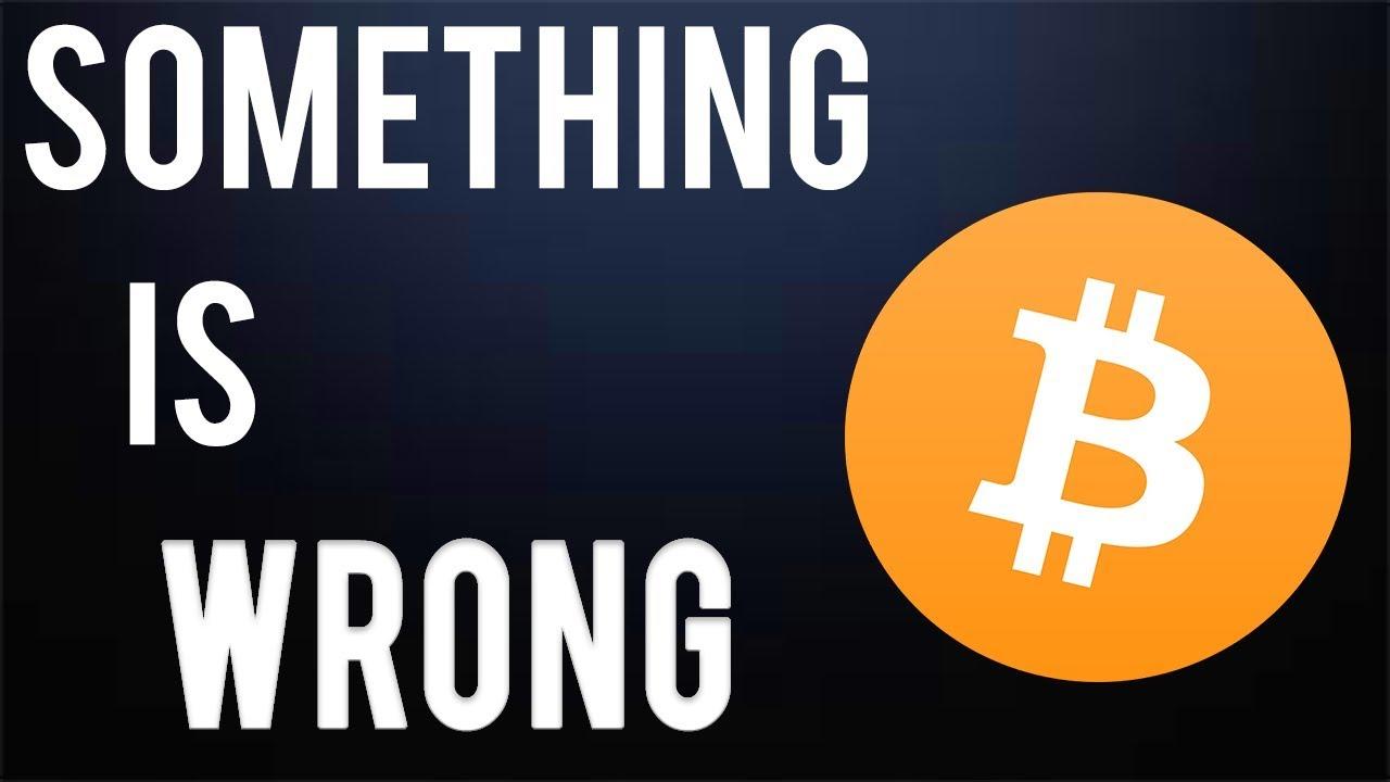 bitcoin keeps going down