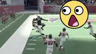 Madden 18 Top 10 Plays of the Week Episode 35 - Randy Moss Is a Cheat Code!
