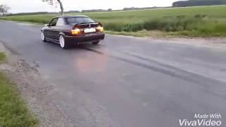 Bmw e36 318is sperr sound