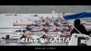 Lake Karapiro Club Rowing Regatta 2019
