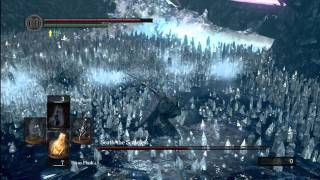 Dark Souls Boss: Seath The Scaleless Also How To Get Moonlight Greatsword For Mages