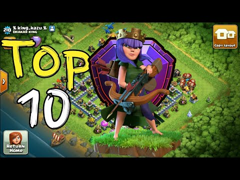 Repeat Th 12 Trophy Base Layout | Top 10 Th 12 Trophy base