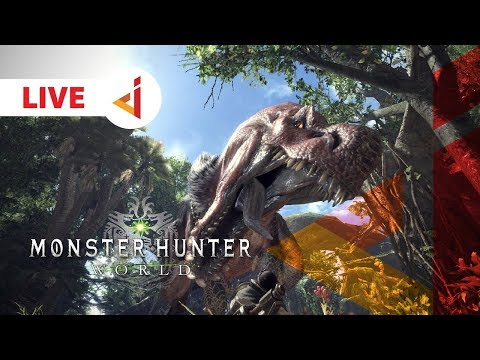 """ANJAY GURINJAY"" NO LIFE ! ( Regi, Apip, Viano, Acid ) - Monster Hunter : World [Indonesia] #3"