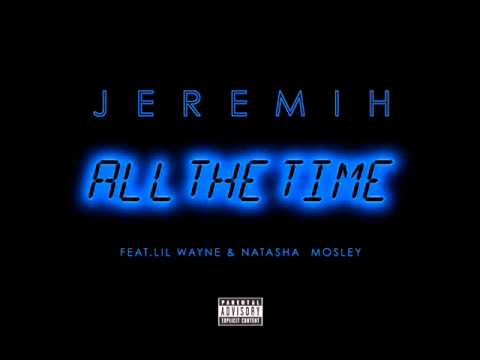 Jeremih x Lil Wayne - All The Time (Instrumental) [ReProd. B