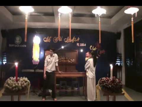 Tấm Lòng Của Mẹ - Kịch Vu Lan PL 2554 - GĐPT Đức Chơn